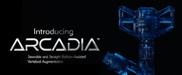 Introducing the Arcadia - Vertebral Augmentation - Merit Medical
