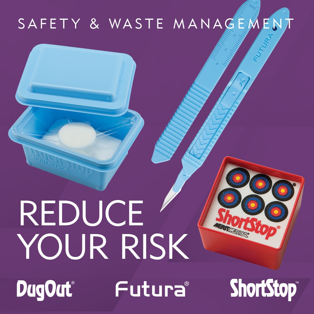 Safety and Waste Management - Reduce Your Risk - Merit Medical