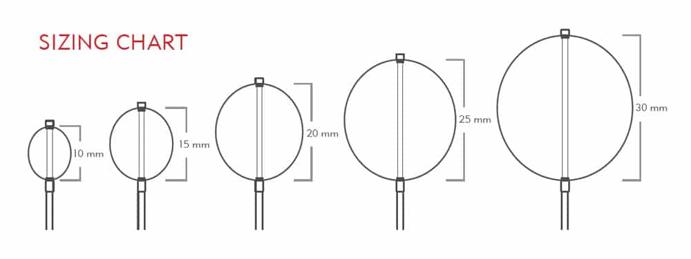 Multiple Sizes, All Rated at 700psi - Arcadia Balloon Cathter