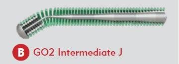 GO2 Wire - Intermediate J Tip Configuration - Merit Medical