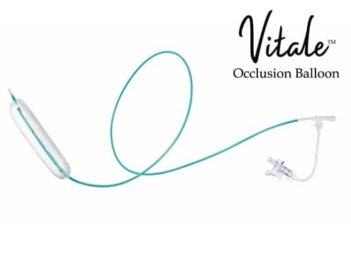 Vitale Occlusion Balloon - When Every Second Counts - Merit Medical