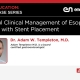 Esophageal Stricture Management - On-Demand Webinar - Merit Medical Endoscopy