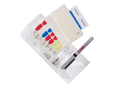 Critical Care Label Set - Merit Medical - ICU Products