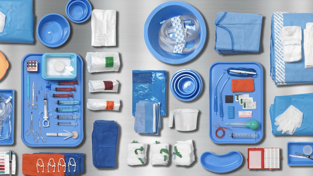 Custom Procedure Kits Built by Merit Medical