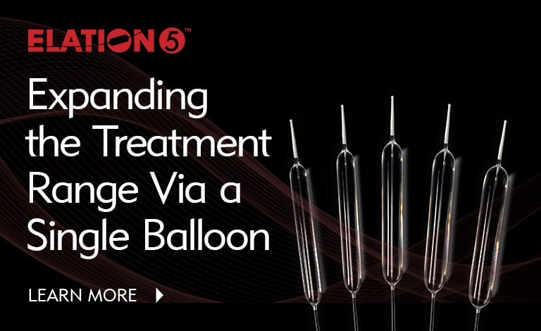 Expand Your Treatment Options With 1 Balloon - Elation5