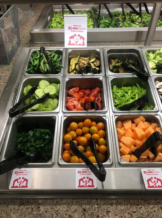 Merit Farms to Cafeteria Program