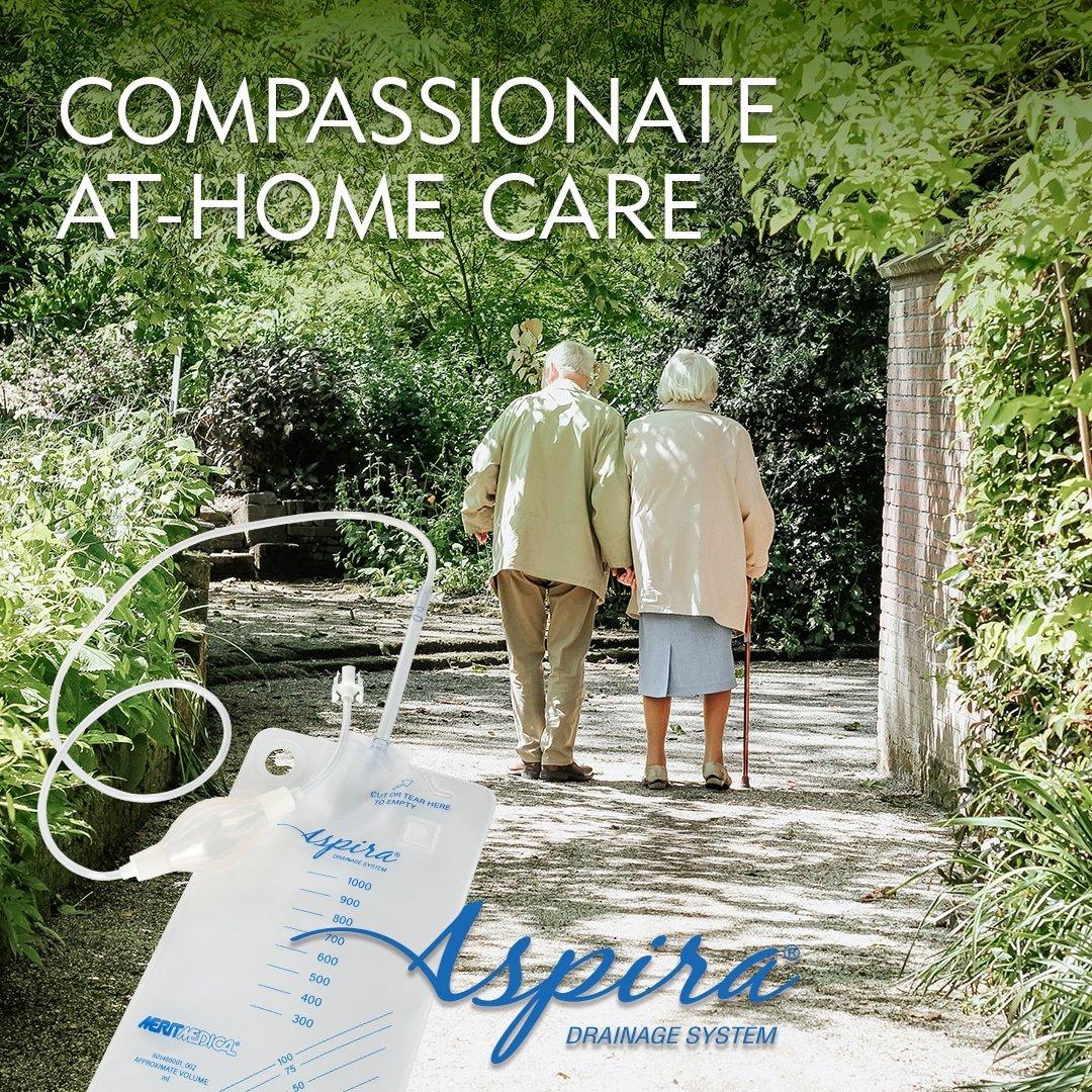 Compassionate Care - Aspira Drainage System
