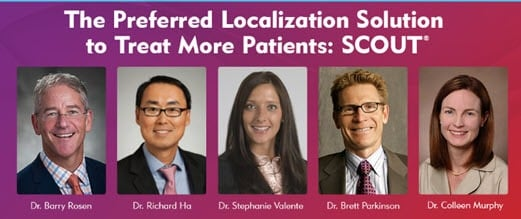 Breakfast Session at ASBrS - Preferred Localization Treatment - SCOUT