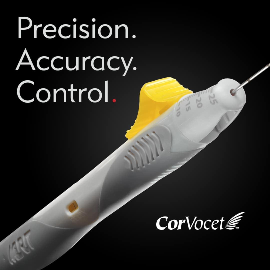 CorVocet Biopsy System - Precision. Accuracy. Control.