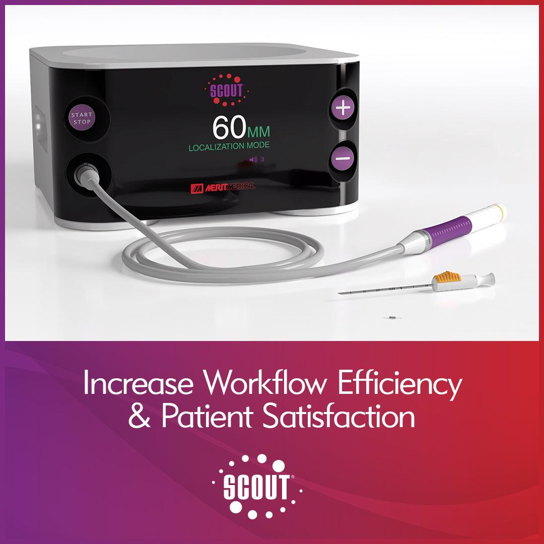 Increase Efficiency & Patient Satisfaction - SCOUT Radar Localization