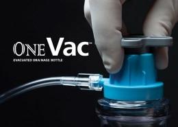 One-Vac Evacuated Drainage Bottle - Merit Medical