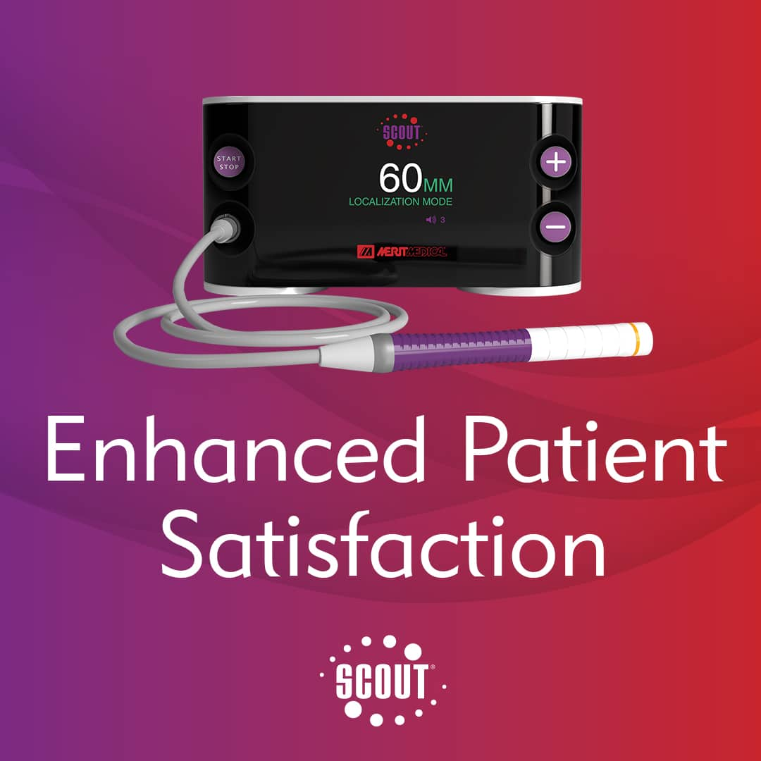 Enhanced Patient Satisfaction with SCOUT Radar Localization