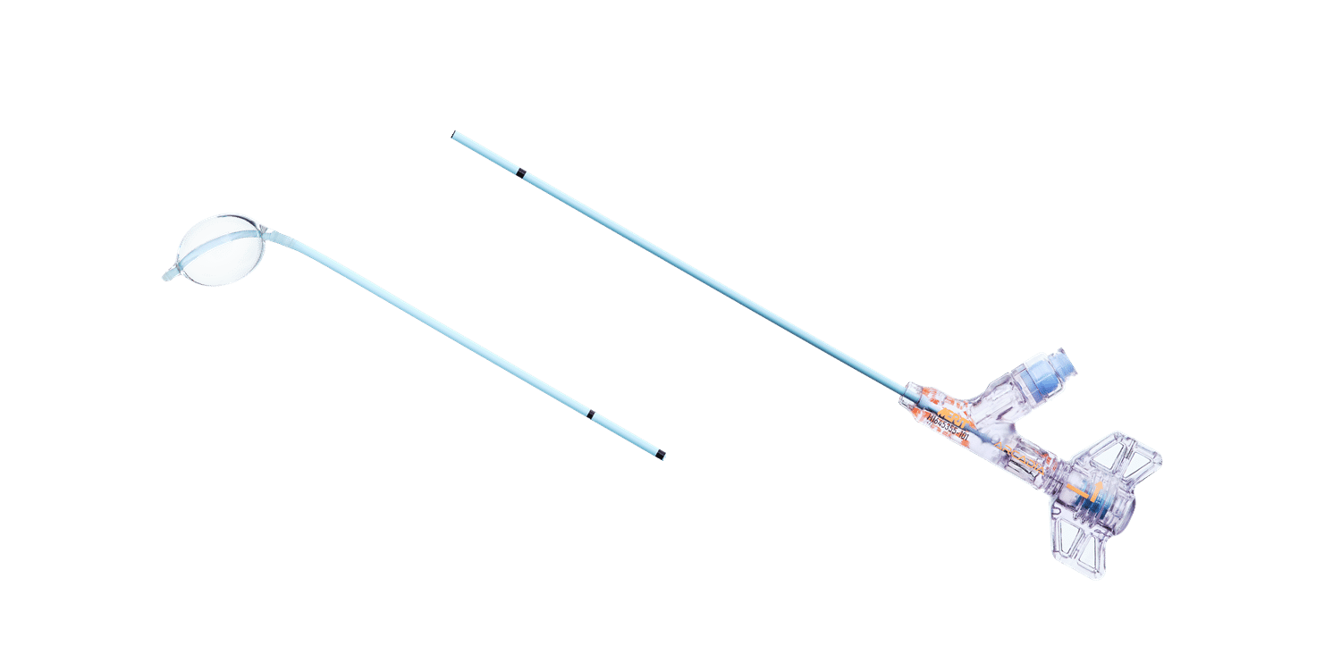 Arcadia Steerable Balloon Catheter - Solution for Vertebral Compression Fractures (VCF)