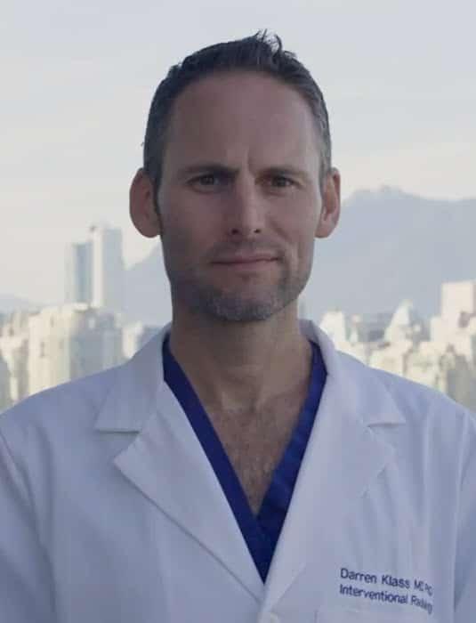 Dr Darren Klass - Interventional Radiologist, Think Radial Proctor