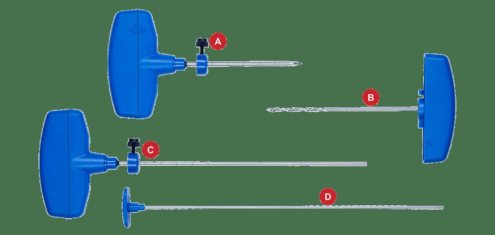Madison Bone Biopsy System Component List