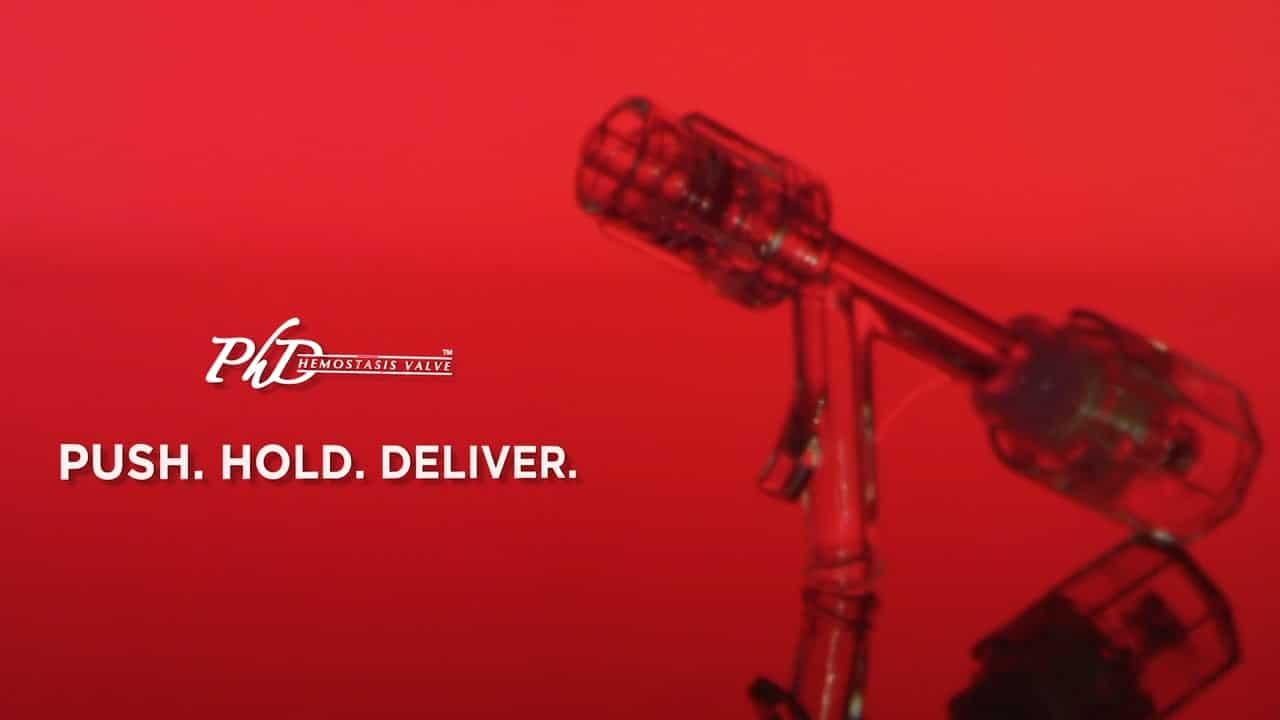 PhD Hemostasis Valve: Trusted Worldwide